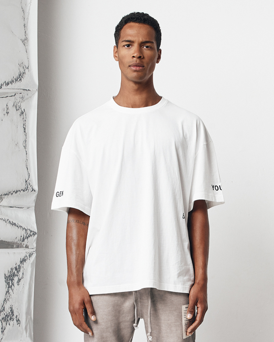 Splitted Face T