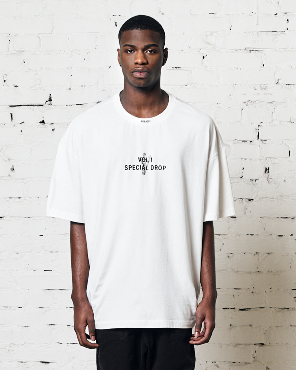Oversized SPECIAL DROP T