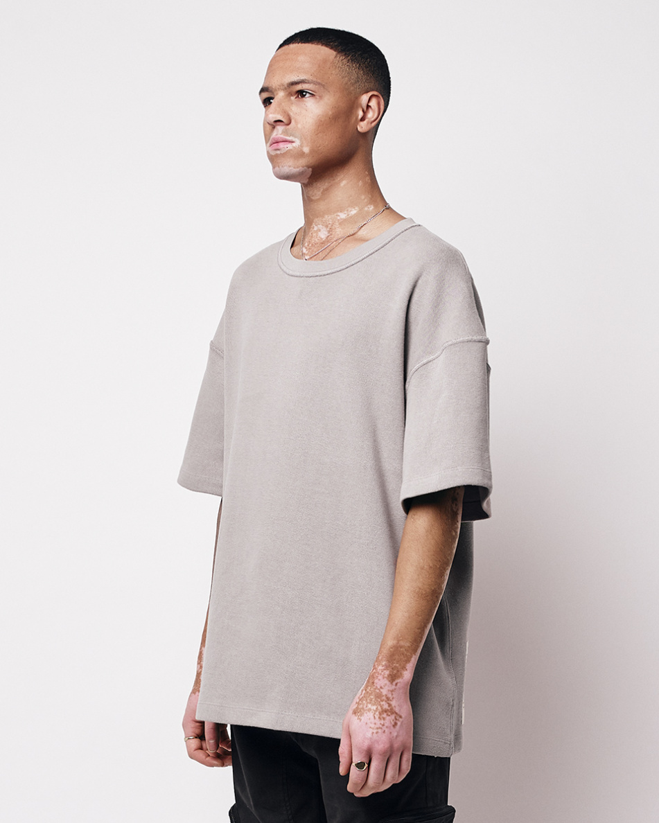 Oversized Inside Out T