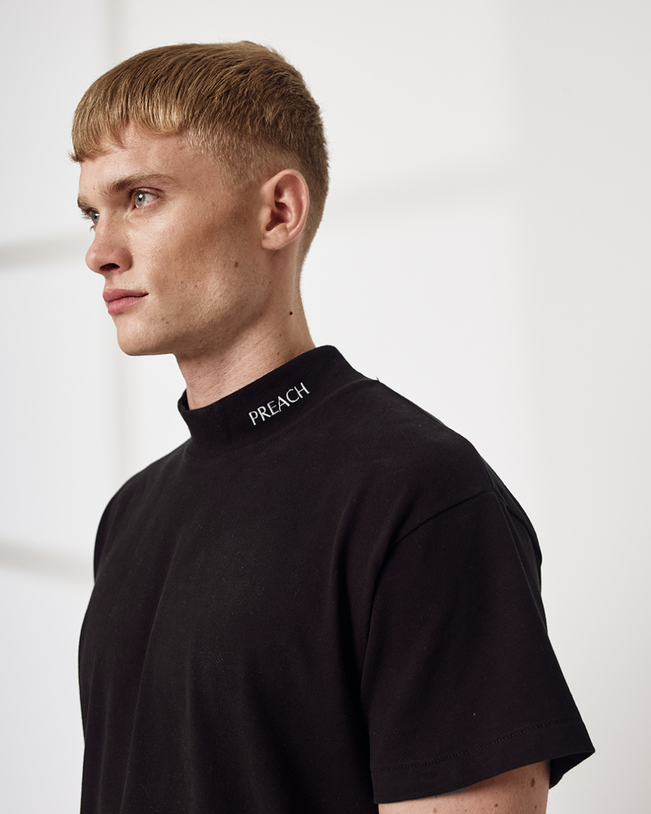 Essential T Turtleneck
