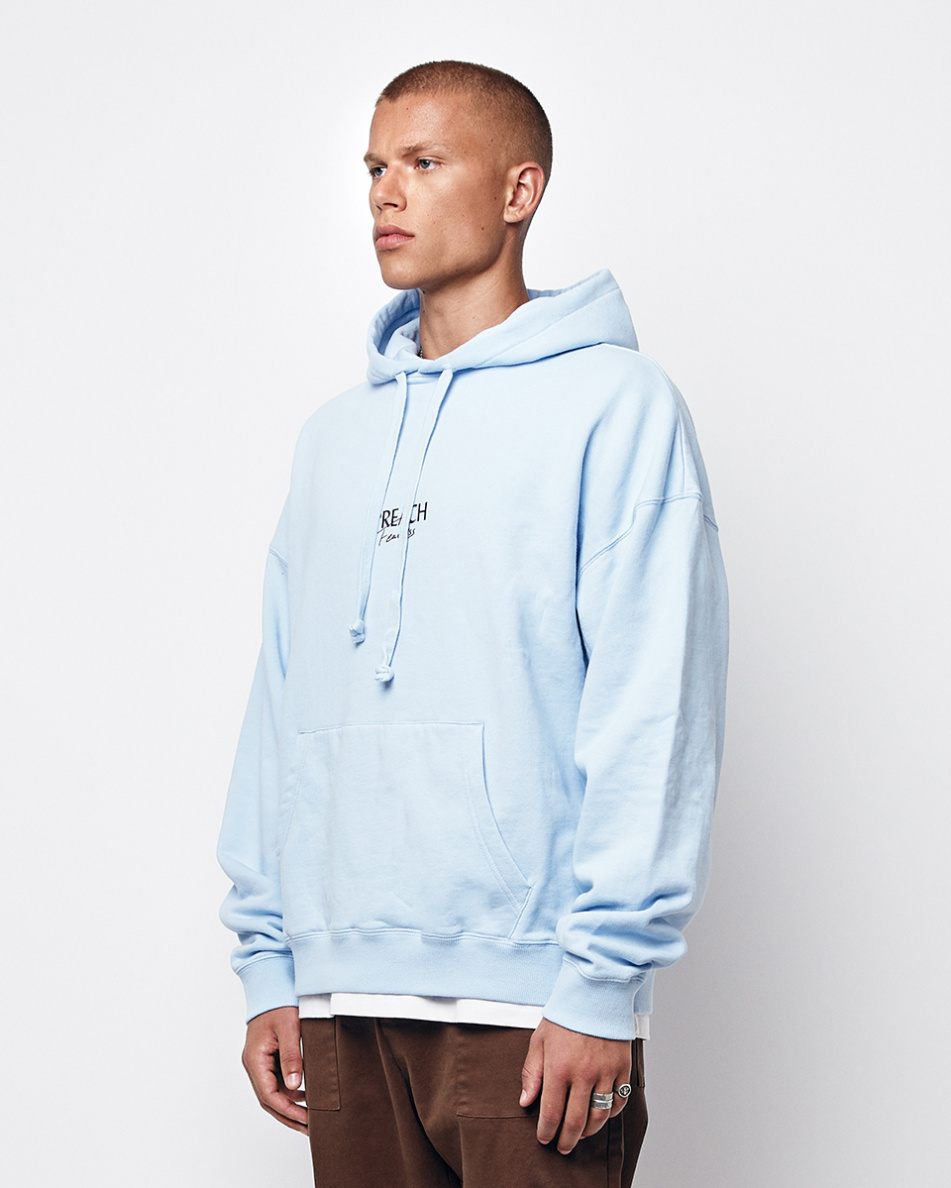 Oversized Fearless Logo H