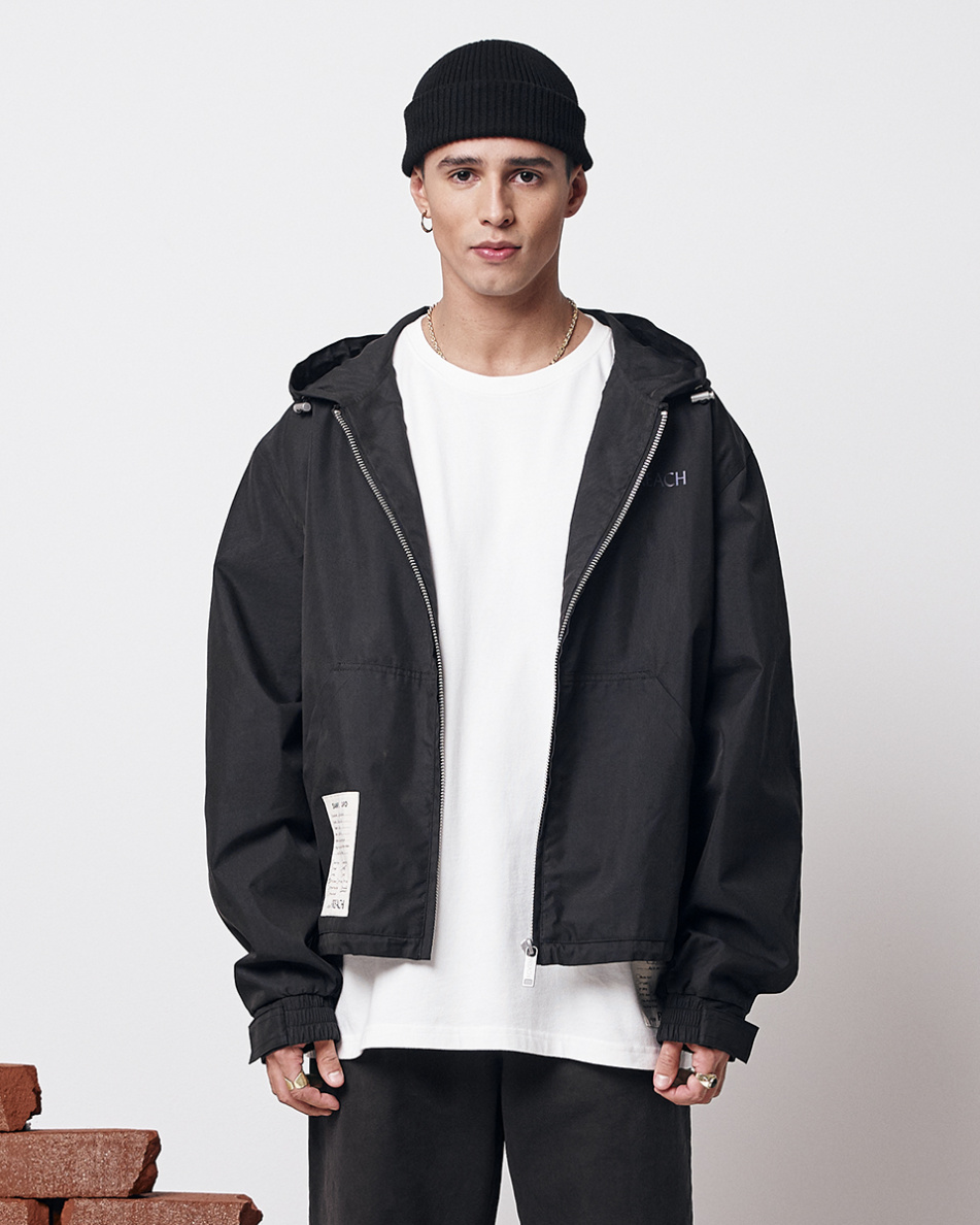 Hooded Rainjacket