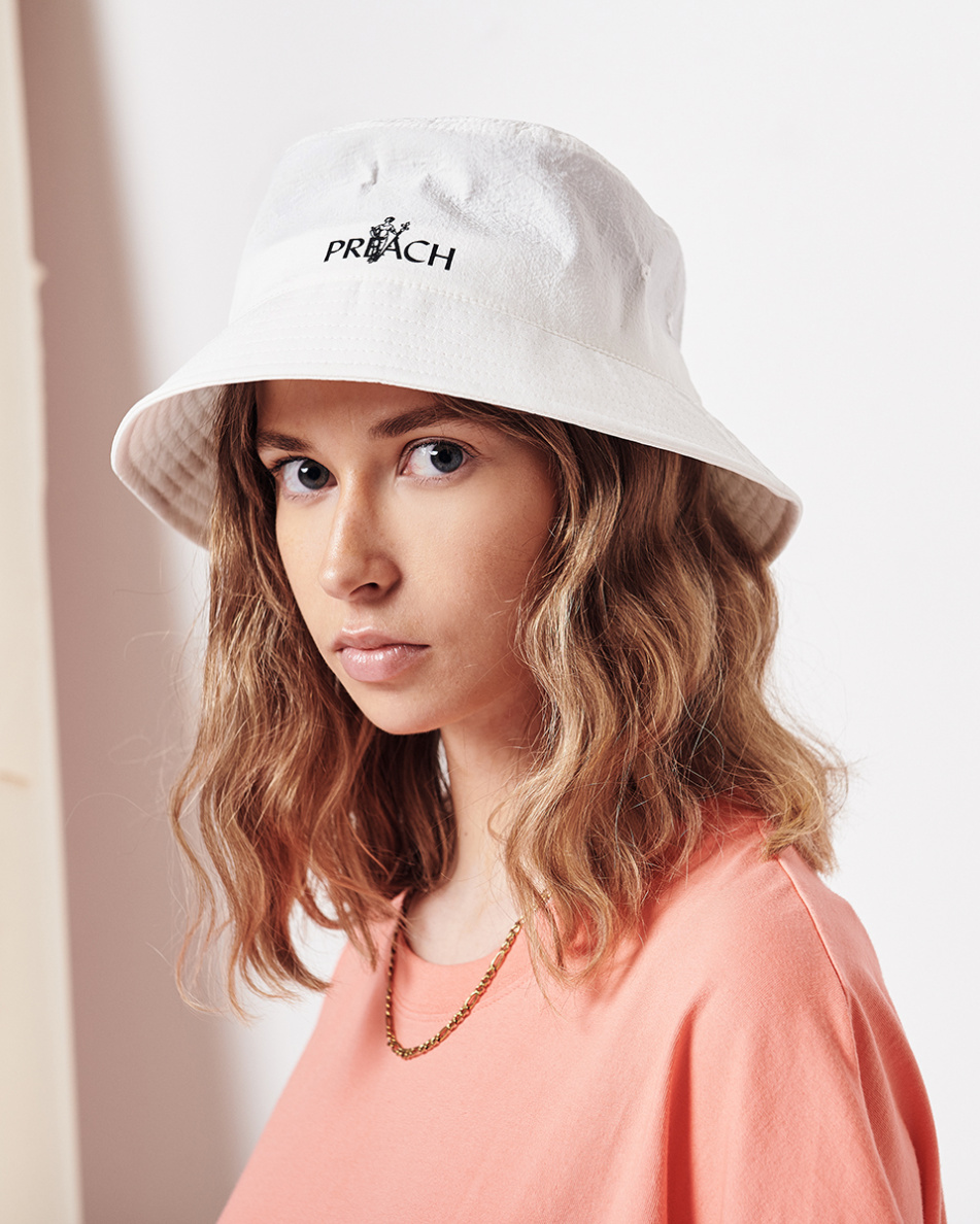 Soaked Colors Bucket Hat