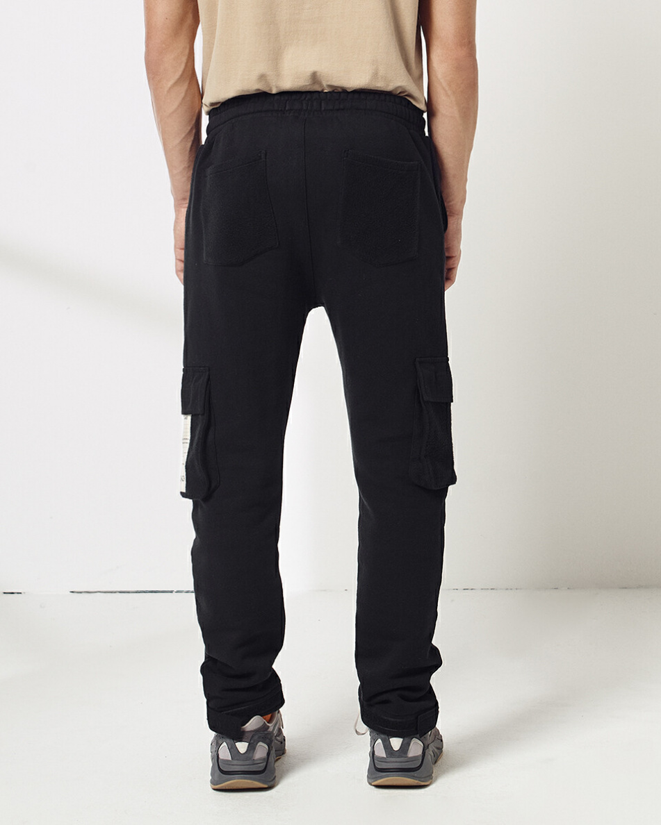 Sweat Cargo Pants
